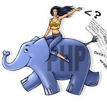 如何在本地绑定域名运行PHP网站程序?